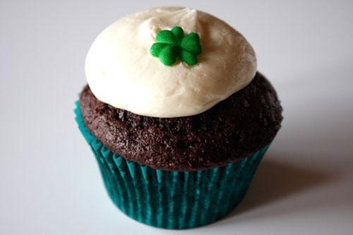 Chocolate Stout Cupcake
