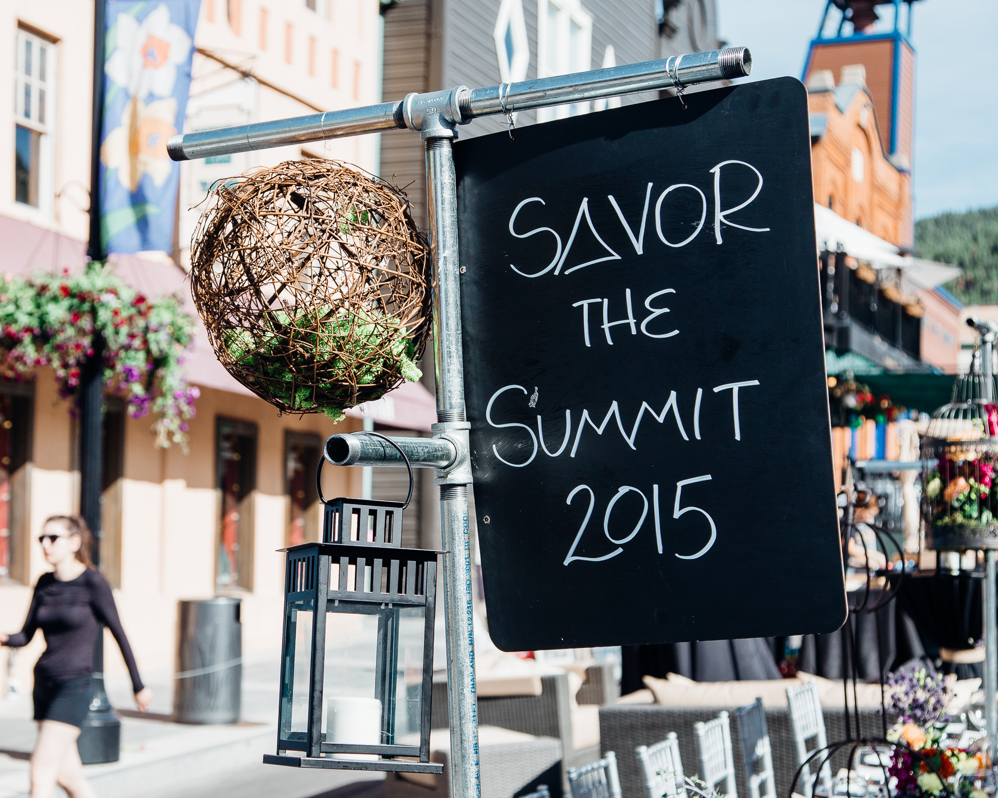 Savor the Summit 2015