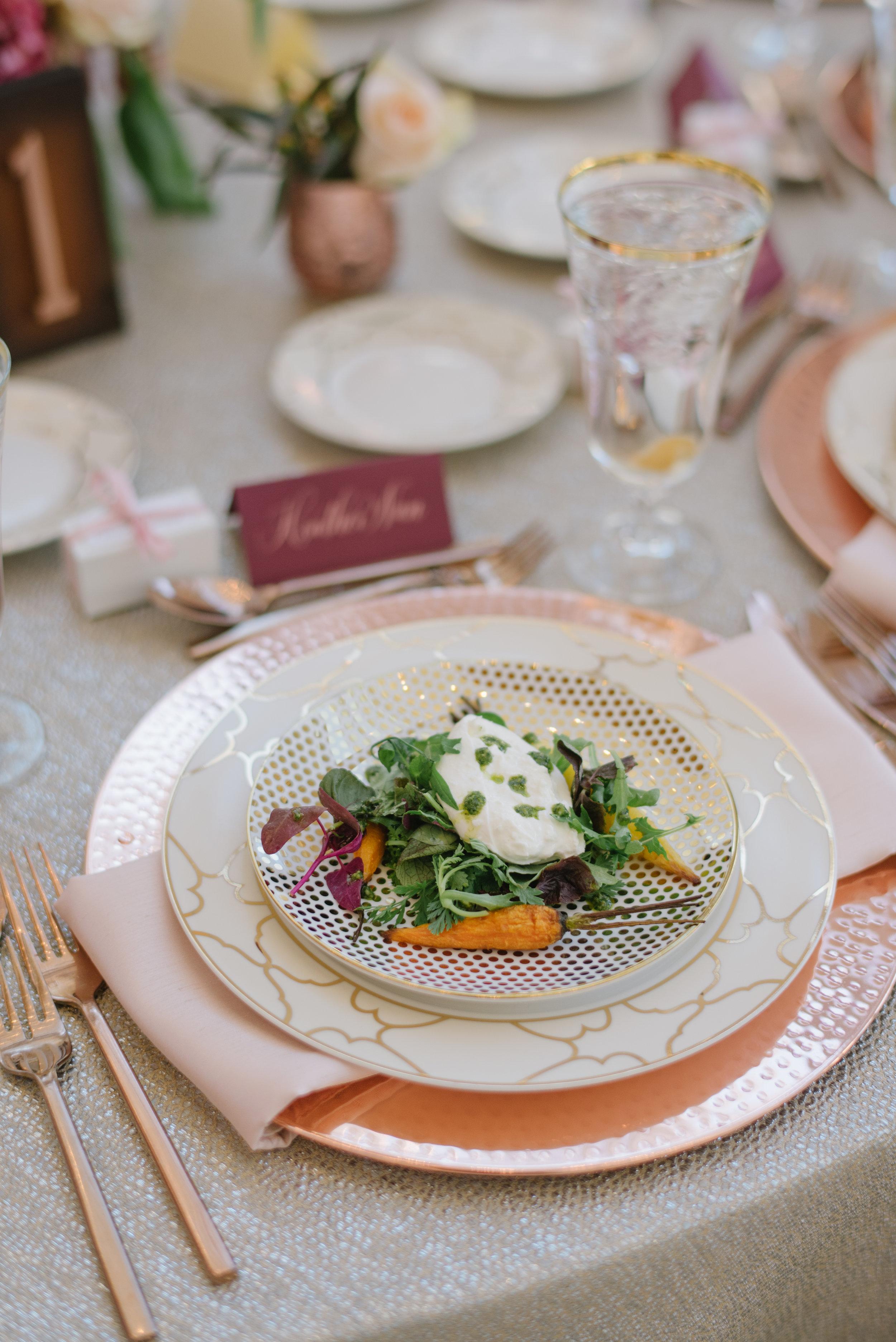 Heirloom Carrot Salad