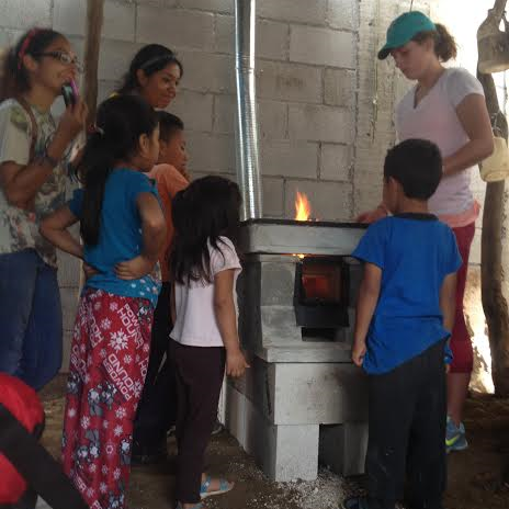 stove installations short term missions