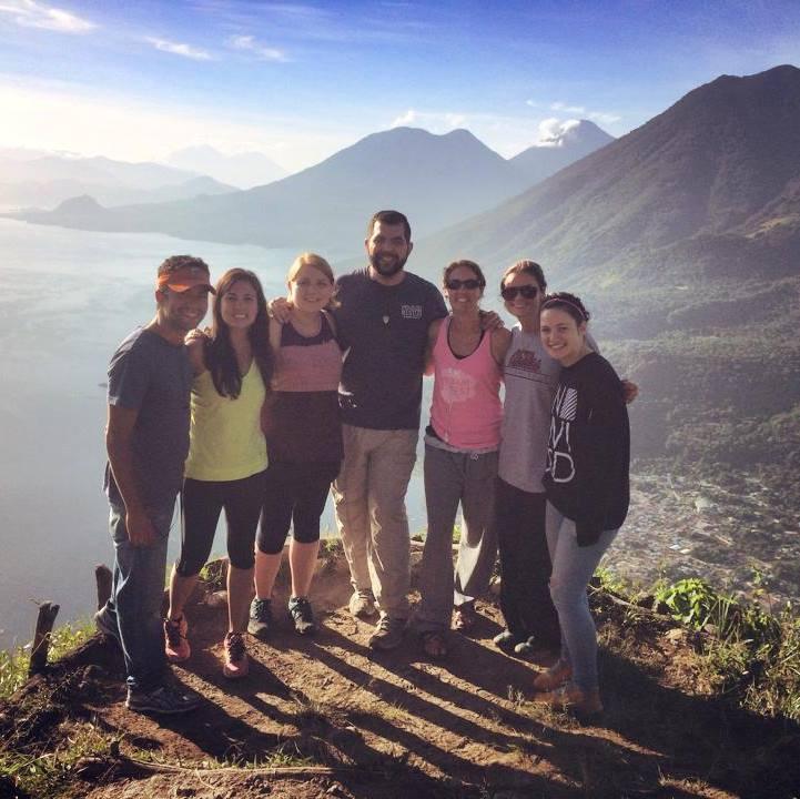 Team Retreat: Indian Nose, Lake Atitlan