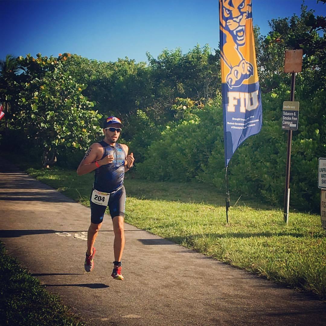 Floatin' FIU Biscayne Triathlon