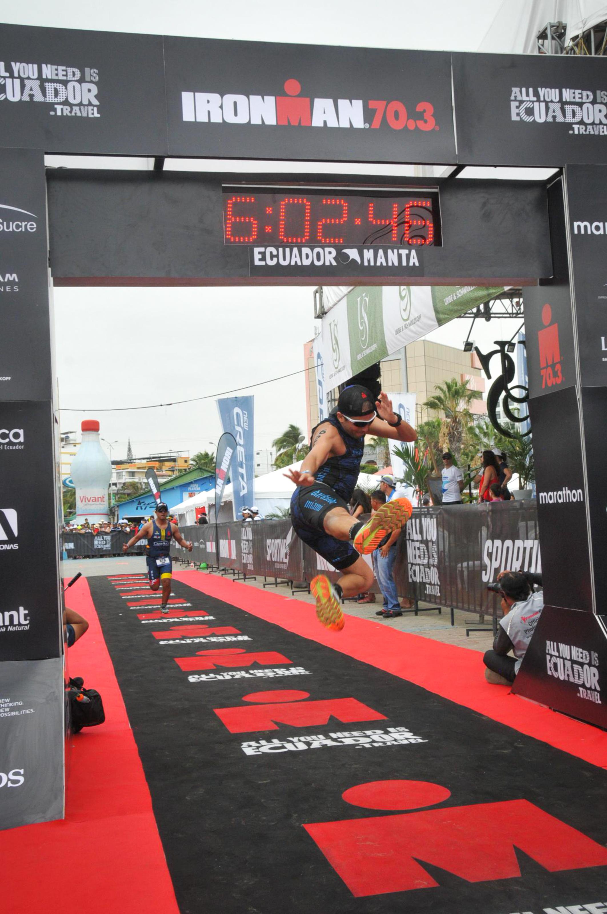 Ironman 70.3 Ecuador