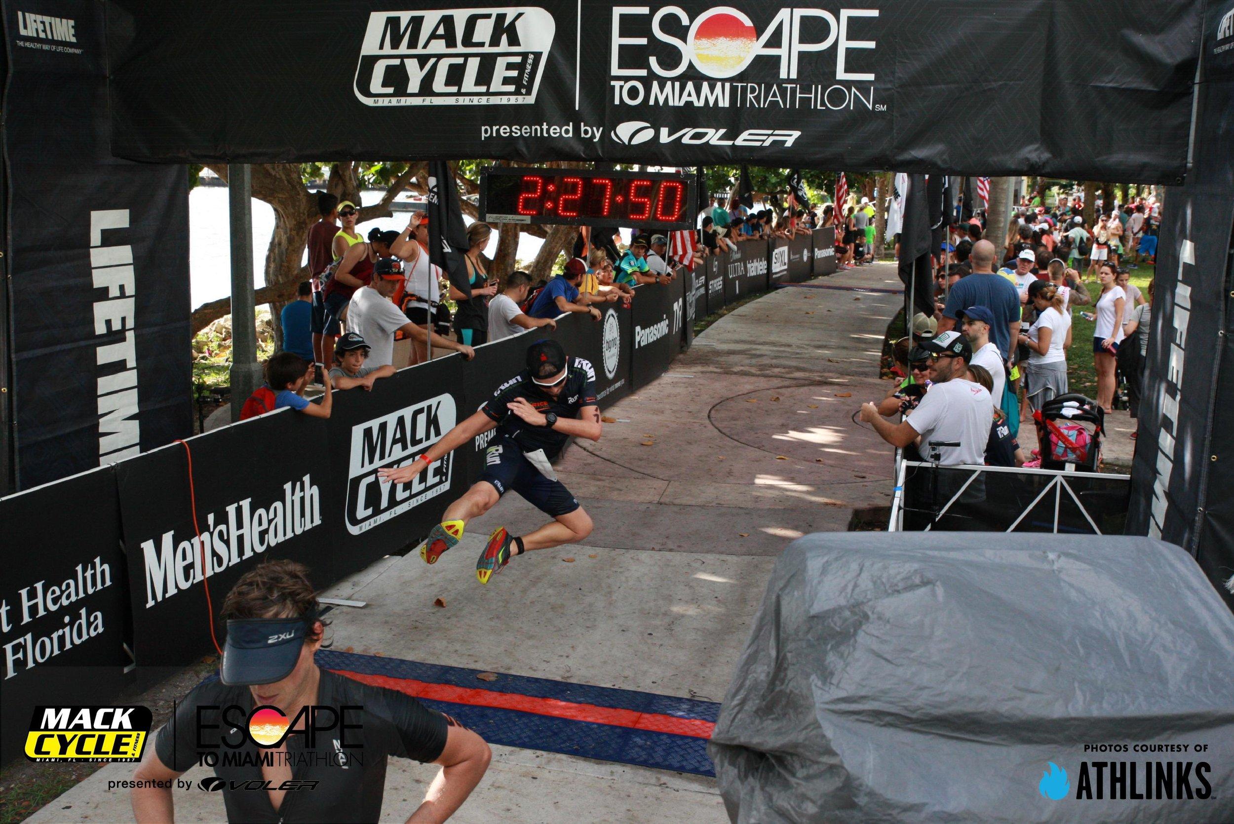Escape to Miami Olympic