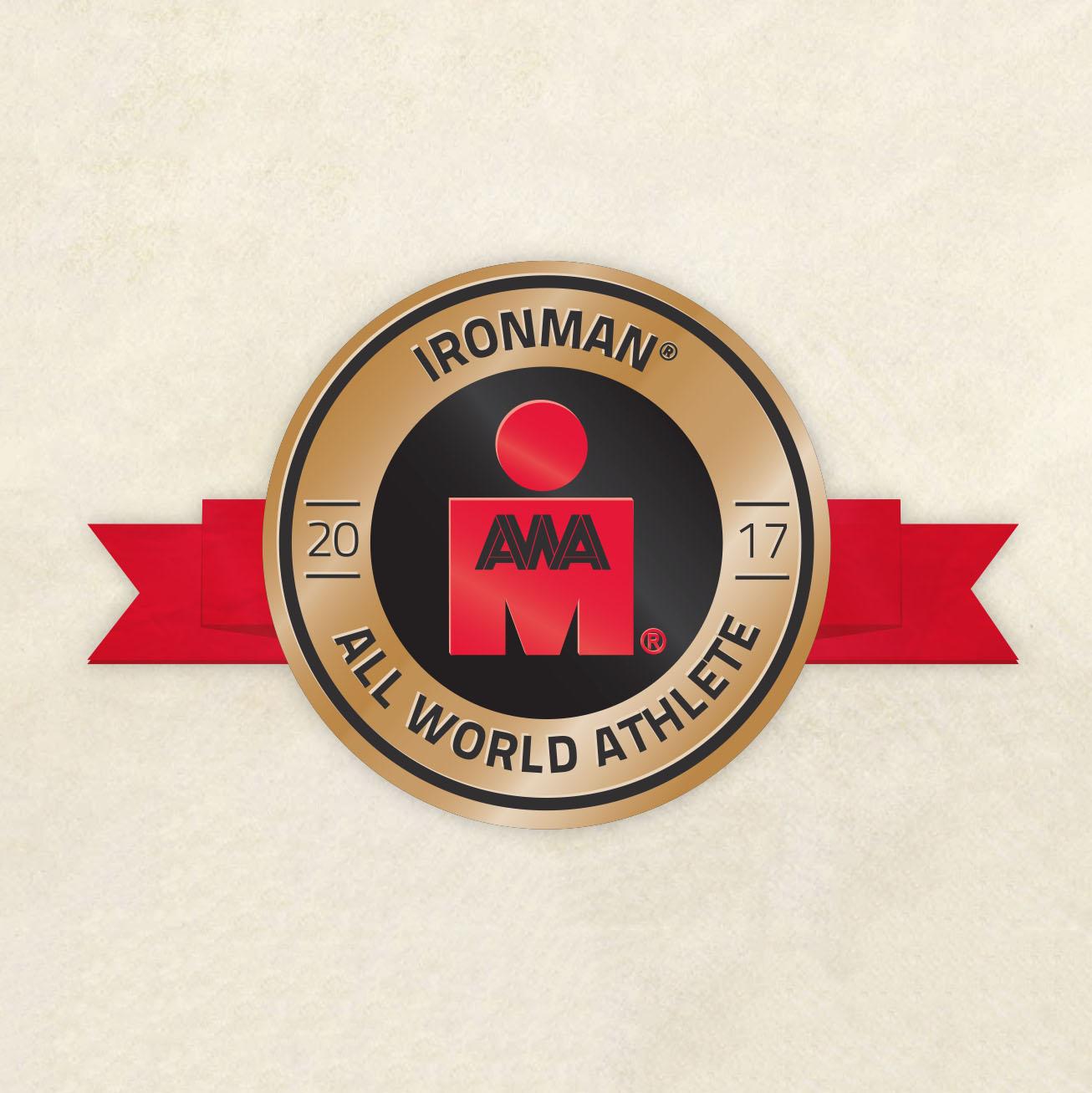 Ironman All World Athlete :)