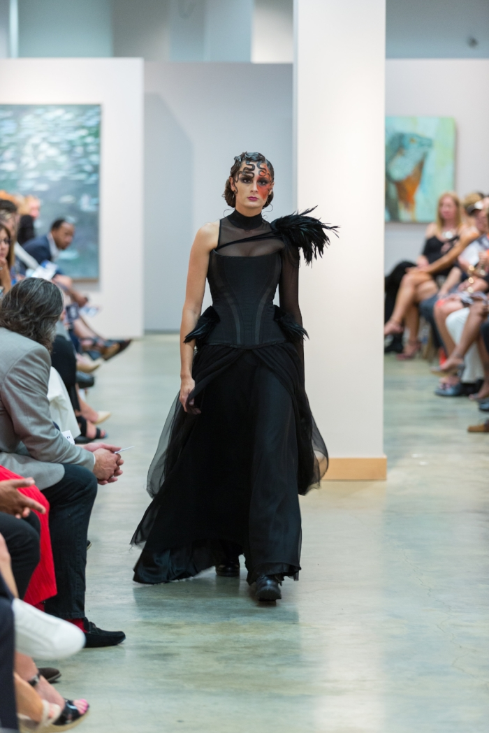 """GSOFW 2017 """"The Preview"""" at the Greensboro Cultural Center"""