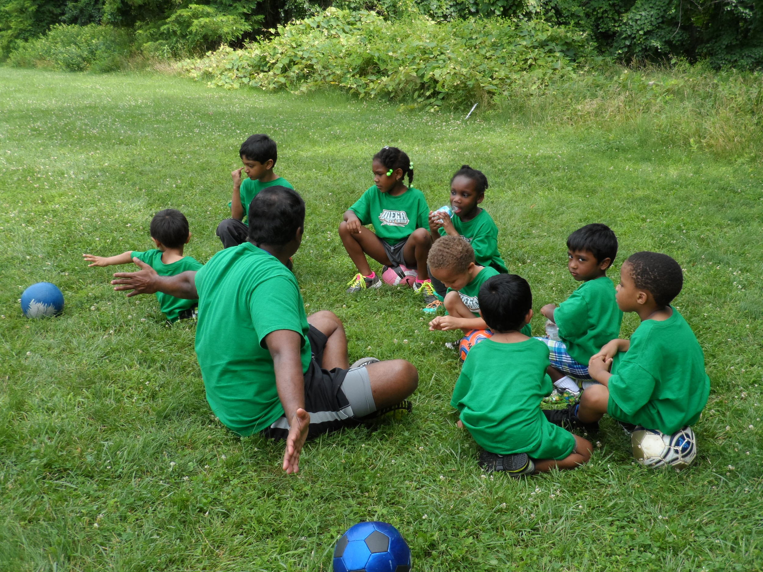 HICF VBS 2015 - Outdoor session