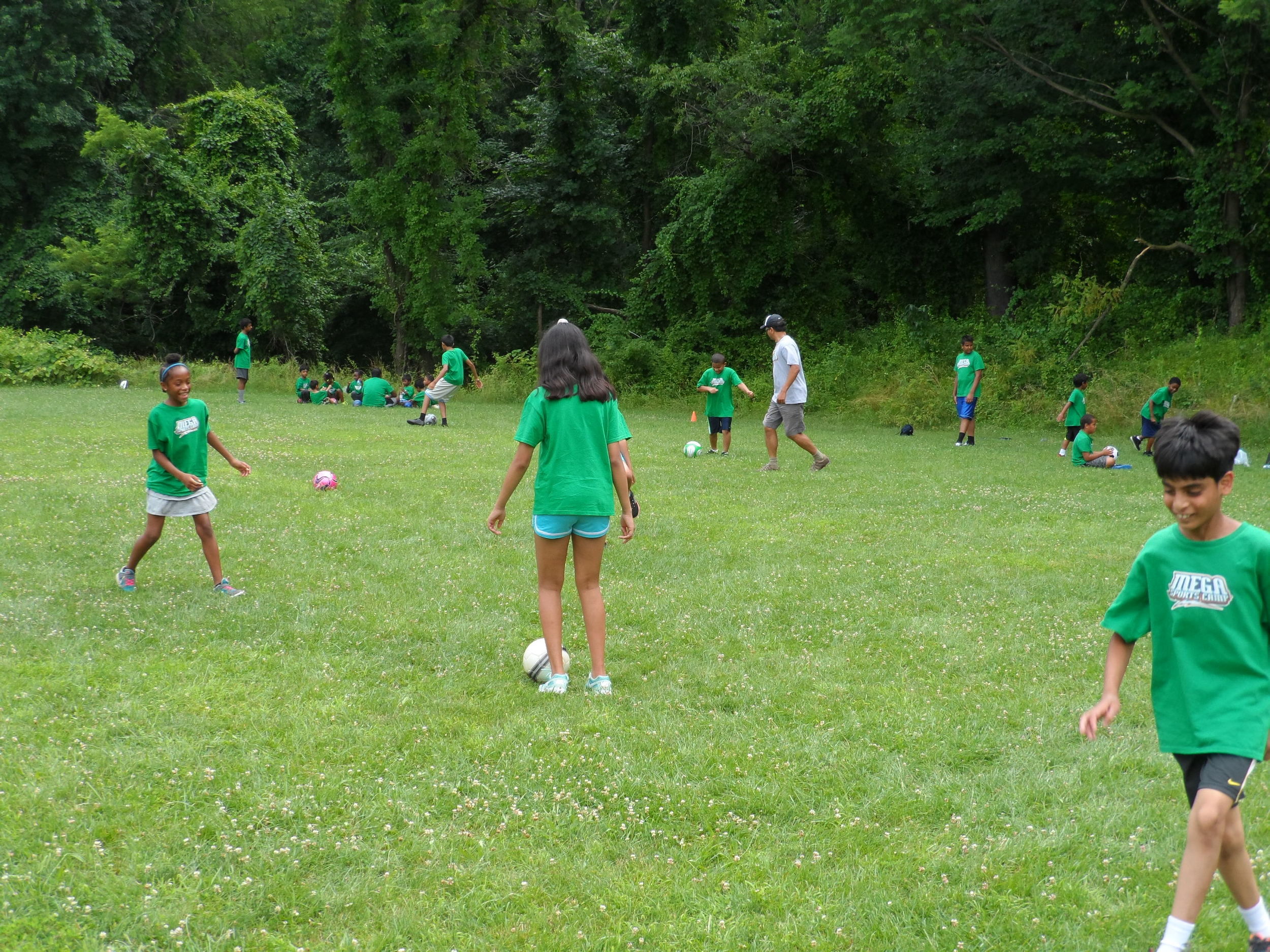 HICF VBS 2015 - Soccer practice