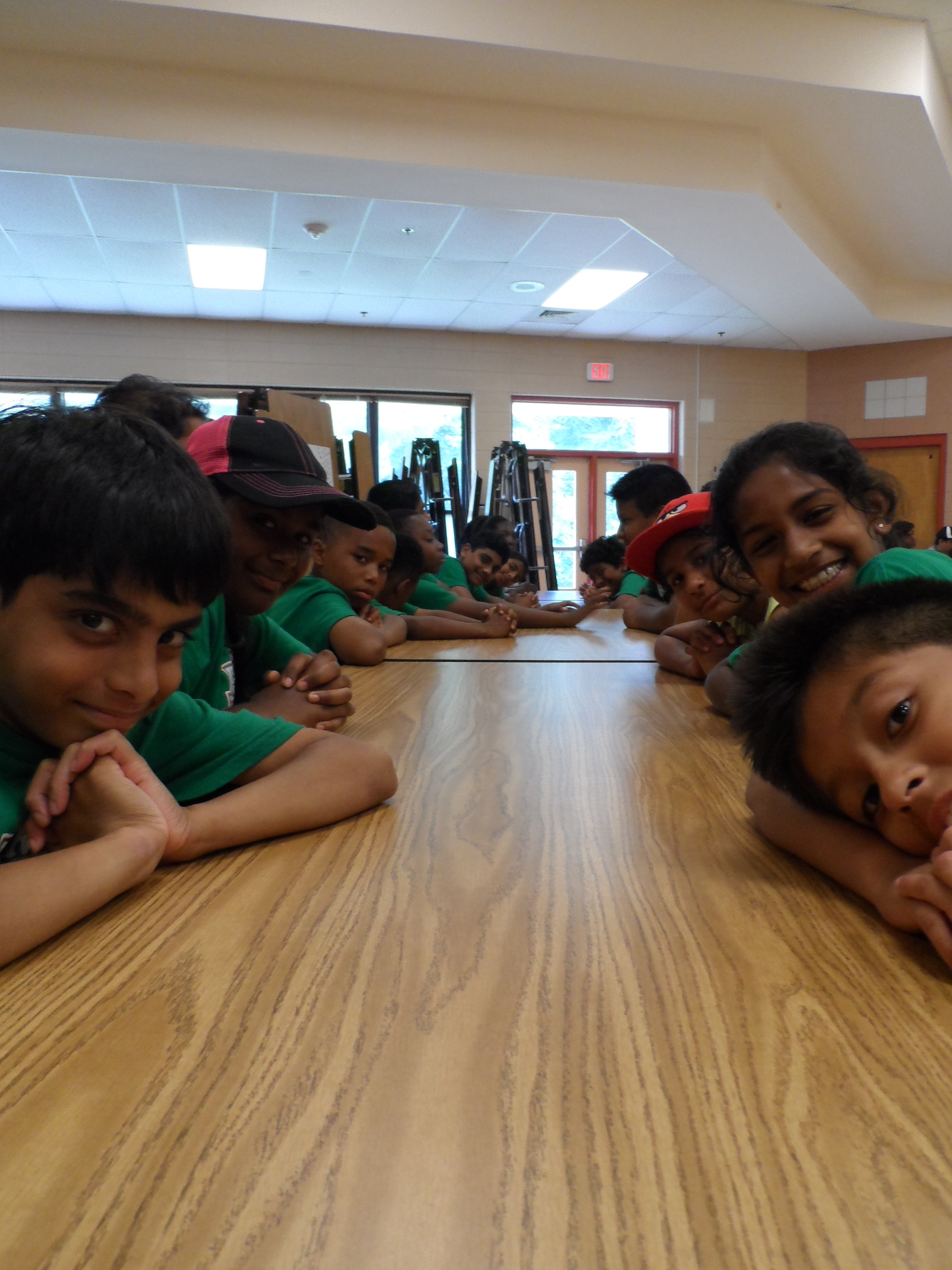 HICF VBS 2015 - Before snack time