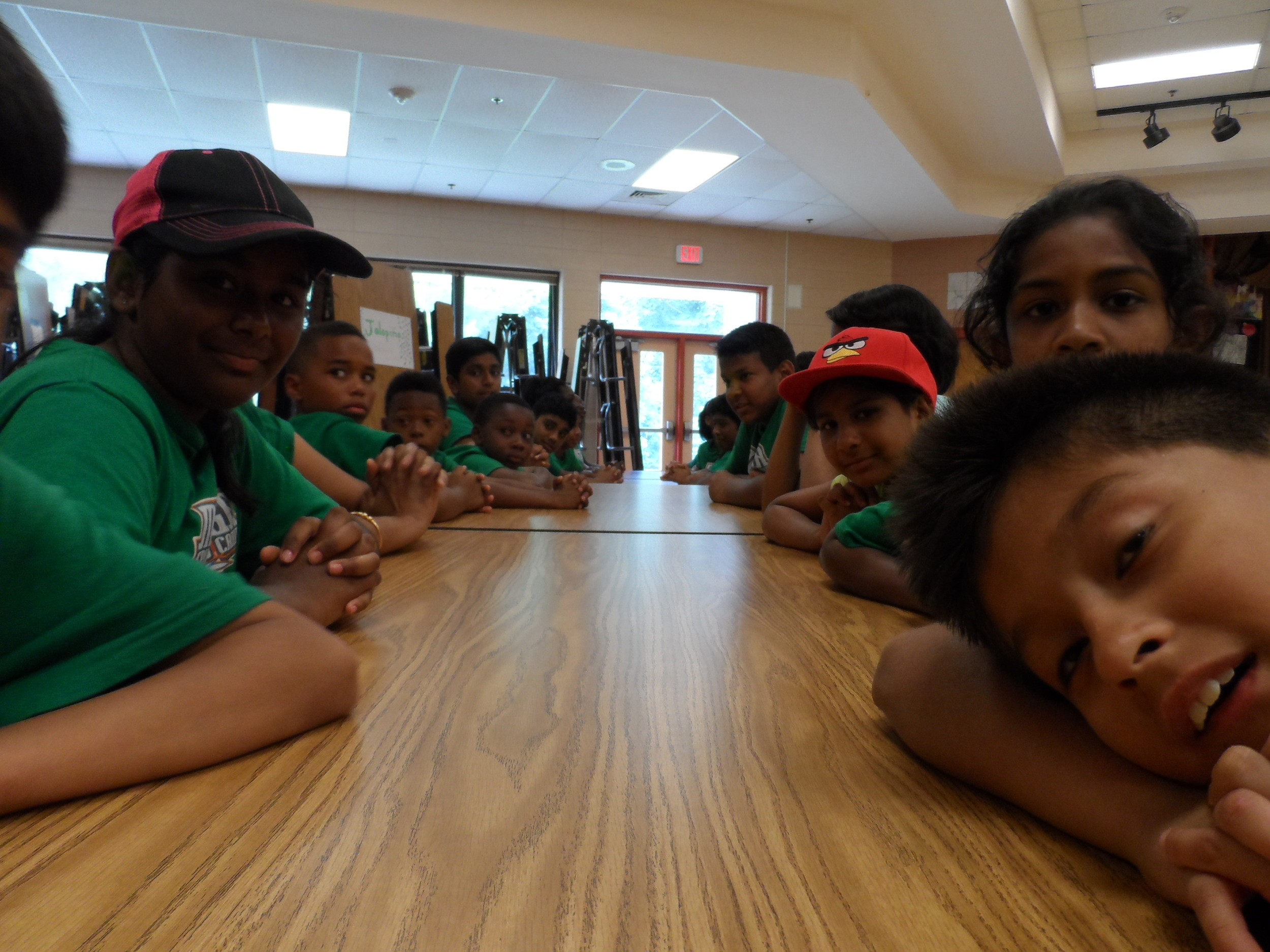 HICF VBS 2015 - Snack time
