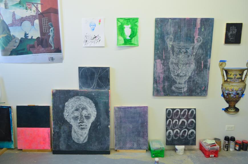 Erin's Studio