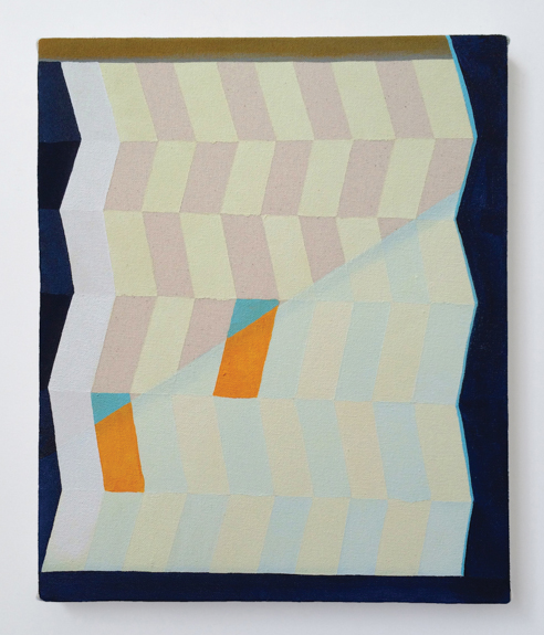 """Big Weave,  2015.   Acrylic on Canvas over Panel  1  0   x 8 inches           Normal   0             false   false   false     EN-US   JA   X-NONE                                                                                                                                                                                                                                                                                                                                                                             /* Style Definitions */ table.MsoNormalTable {mso-style-name:""""Table Normal""""; mso-tstyle-rowband-size:0; mso-tstyle-colband-size:0; mso-style-noshow:yes; mso-style-priority:99; mso-style-parent:""""""""; mso-padding-alt:0in 5.4pt 0in 5.4pt; mso-para-margin:0in; mso-para-margin-bottom:.0001pt; mso-pagination:none; text-autospace:none; font-size:11.0pt; font-family:Calibri; mso-ascii-font-family:Calibri; mso-ascii-theme-font:minor-latin; mso-hansi-font-family:Calibri; mso-hansi-theme-font:minor-latin;}"""