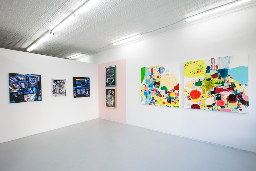 Sarah Bedford and Tracy Miller, More, November 19, 2016 – January 28, 2017