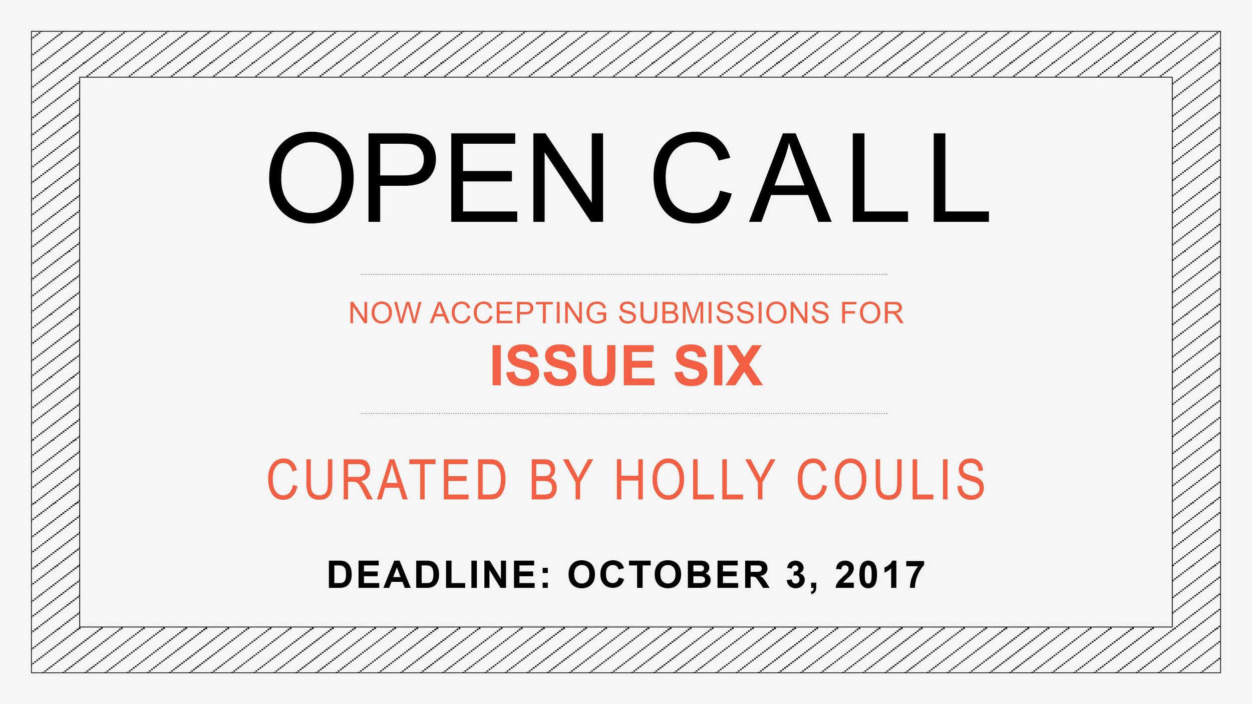 Issue6OpenCall.jpg