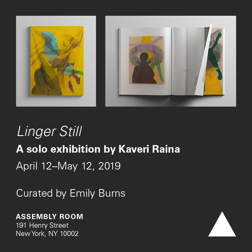Linger Still by Kaveri Raina
