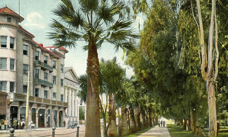 St. James Park c. 1907 | M. Rieder