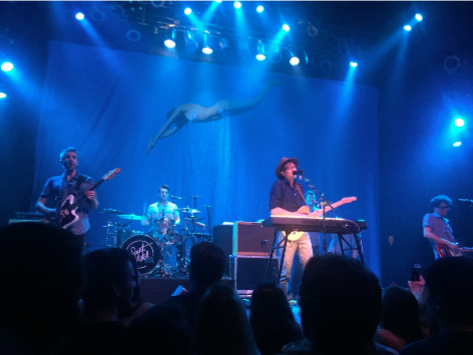 Saint Motel performing at the Gothic Theater, Oct. 20th 2015