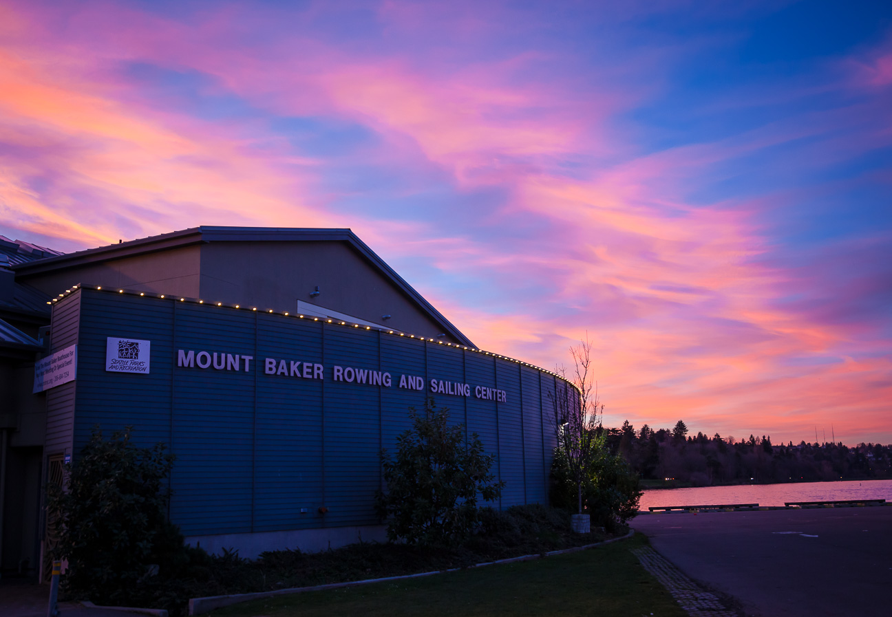 Mt. Baker Rowing & Sailing Center - Mount Baker