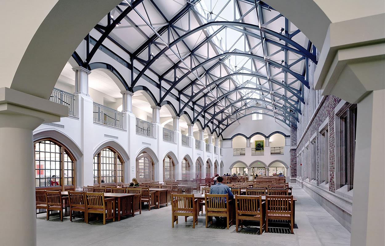 UW Mary Gates Hall - UW District