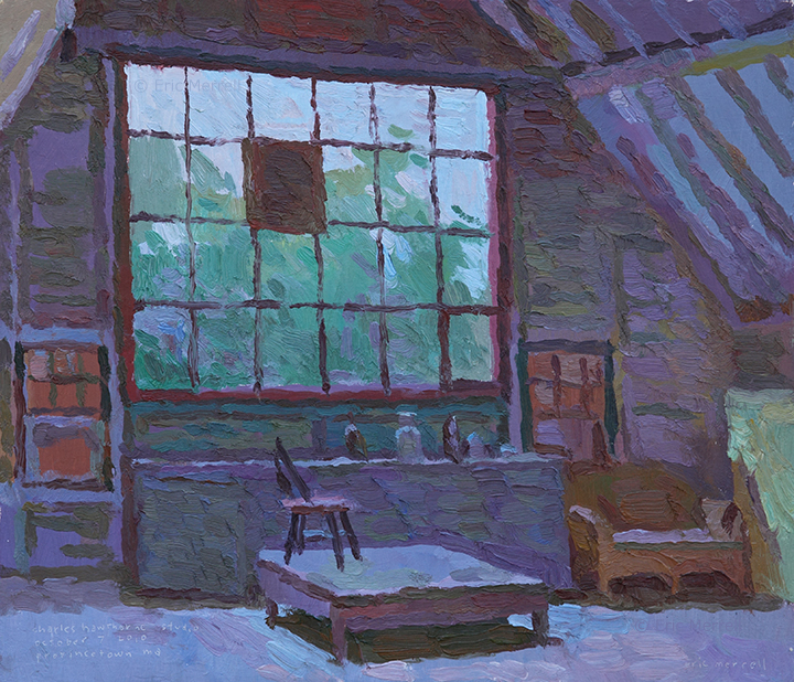 Charles Hawthorne's Studio (Provincetown)