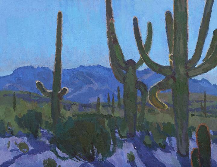 Desert Colossi