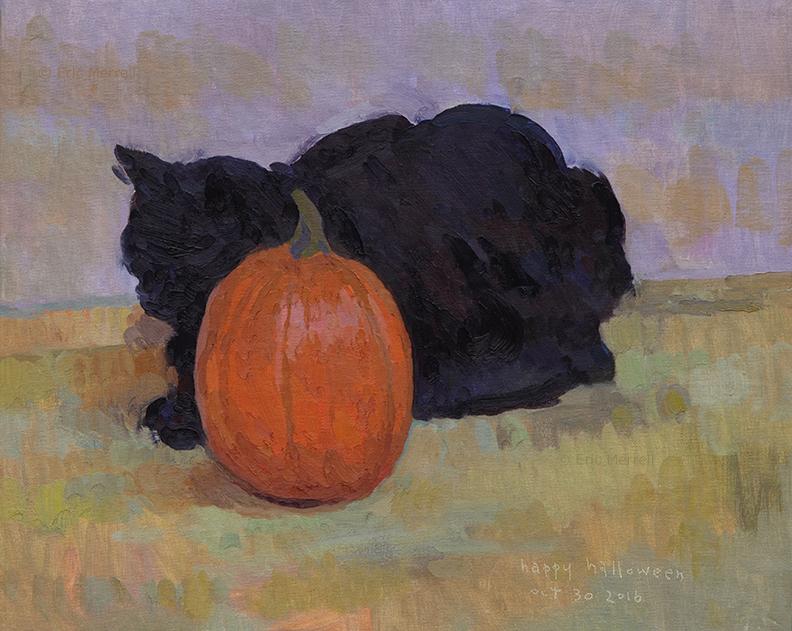 Happy Halloween (Grendel)