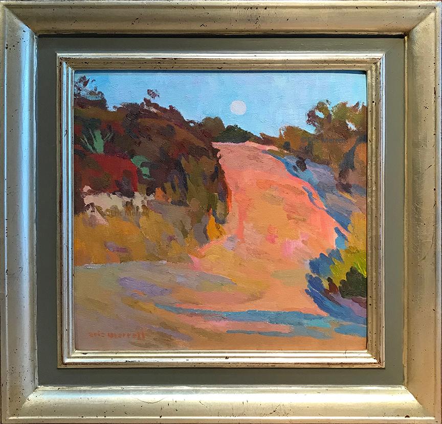 Sunset Ridge, 12x12