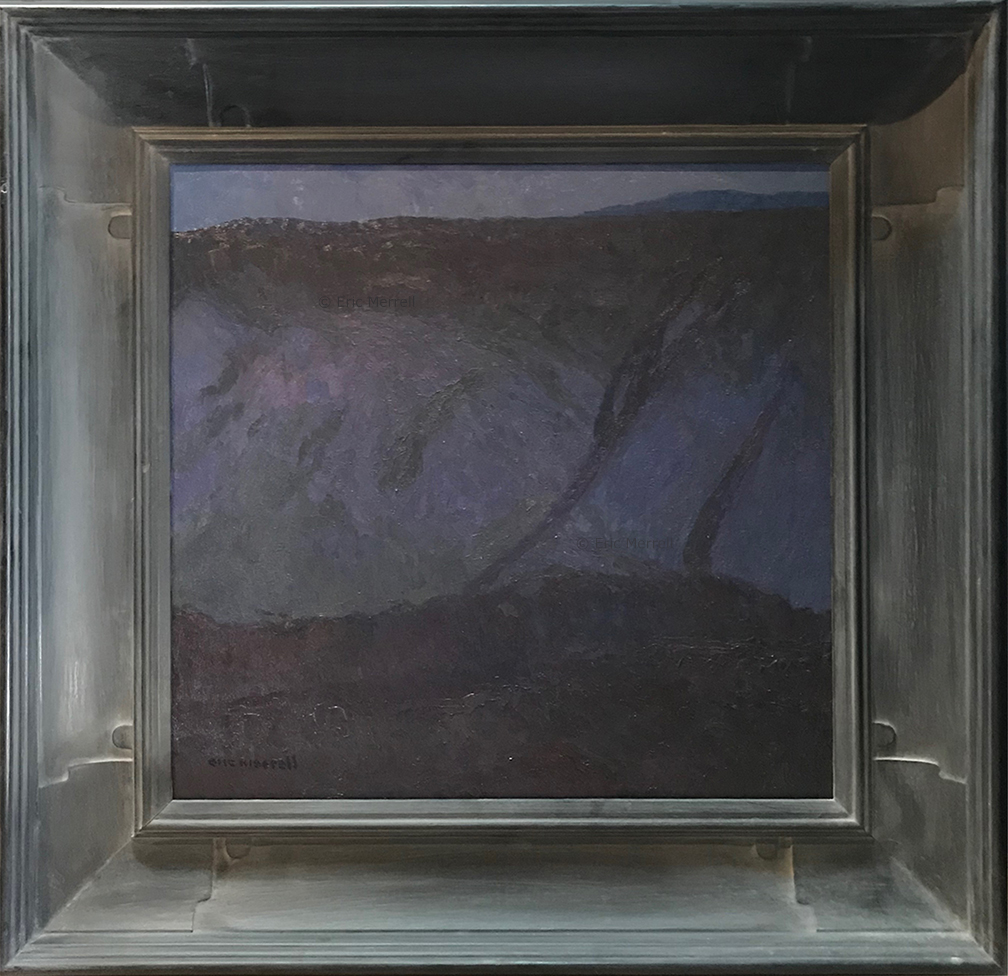 Eric Merrell, Listen for the Whisper, 18x18