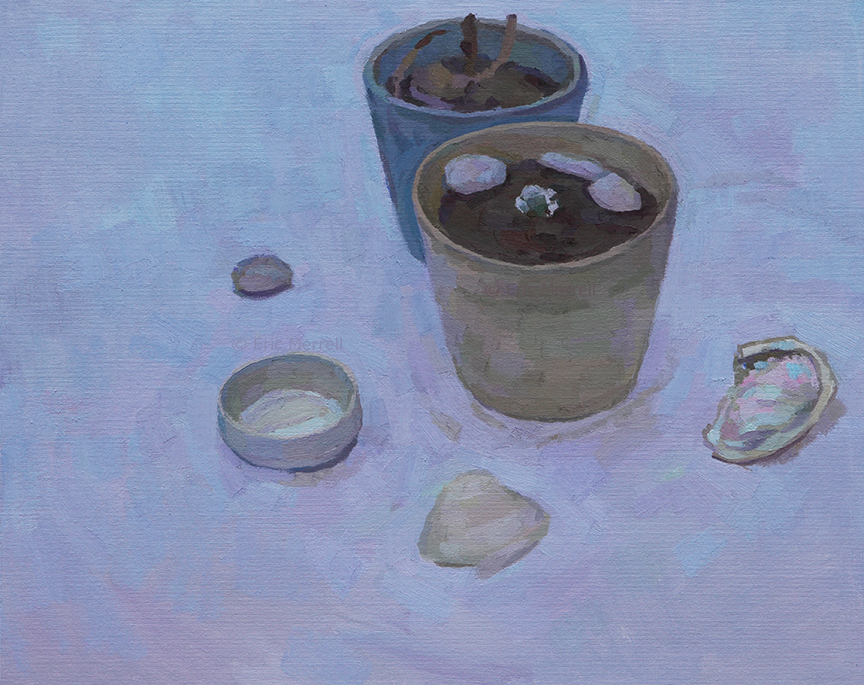 Overcast - Study in White (Shells)