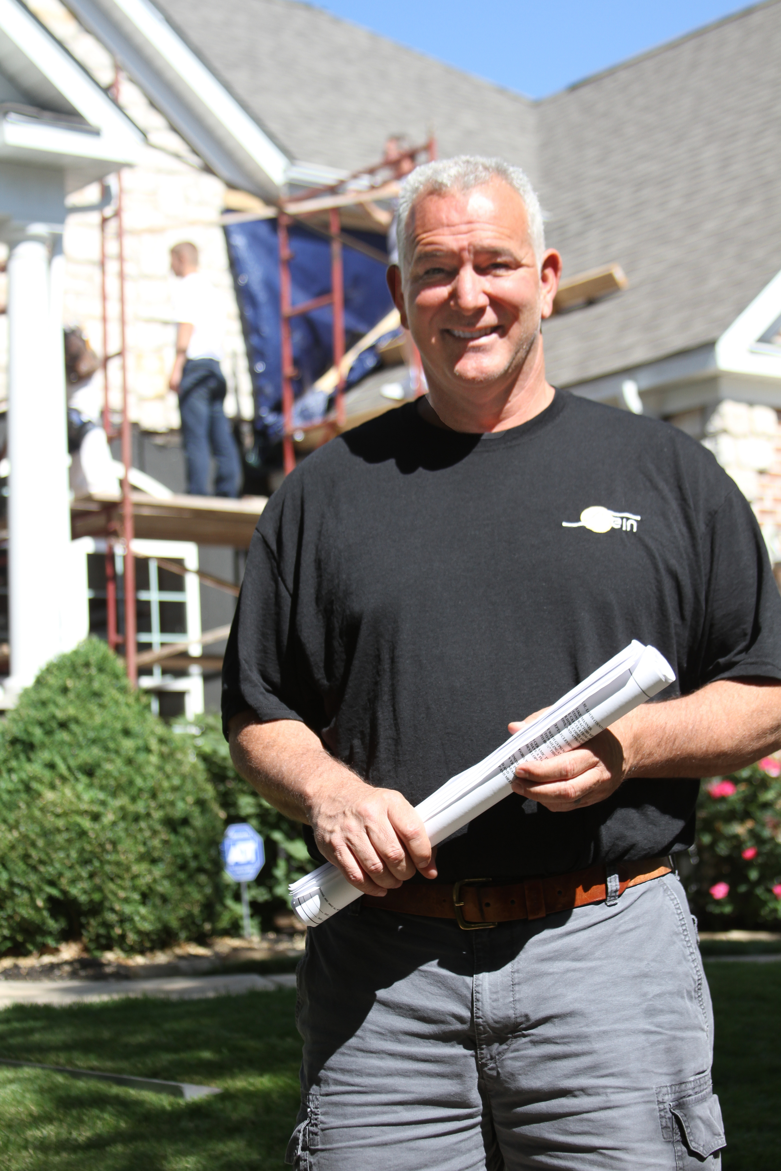 Trey Stein, President and owner Stein Design