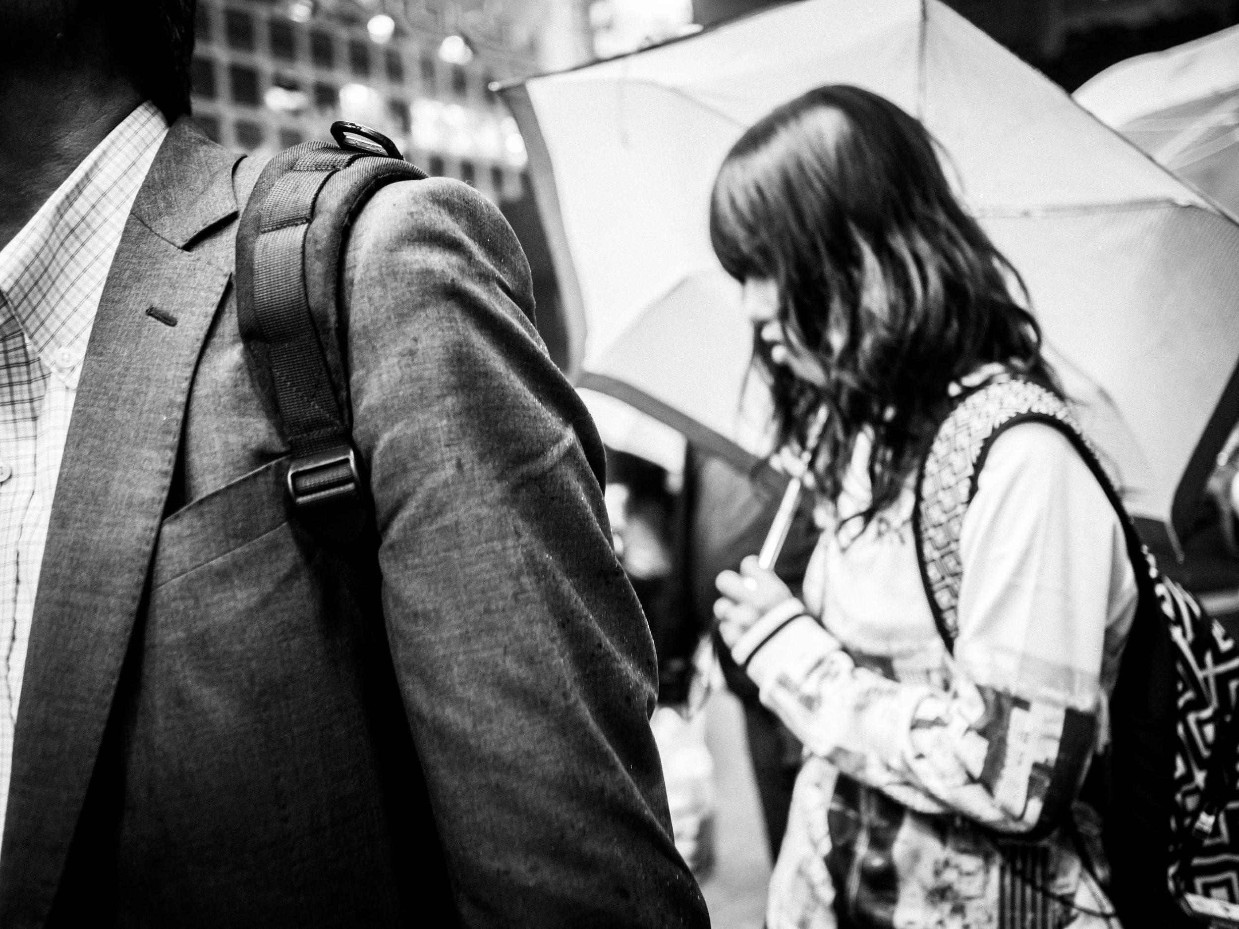 """Everyday"" Shibuya Japan. OMD 17 f1.8"