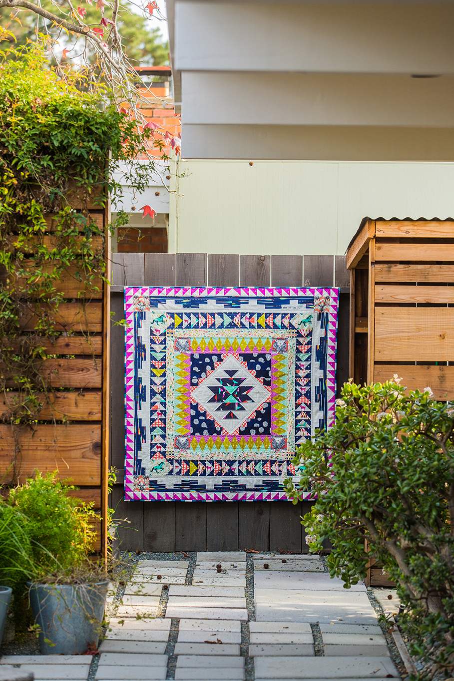 Quilt by Nancy Purvis