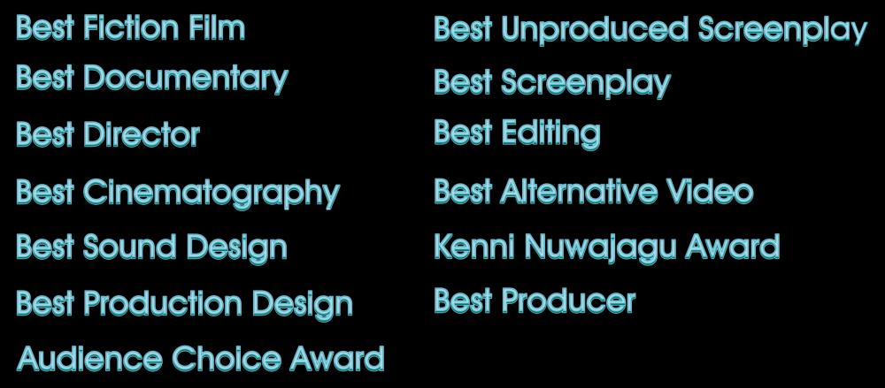 Award Titles