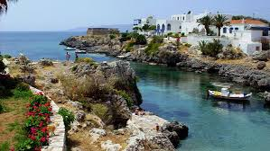 One of the many beautiful villages we will visit in Kythera!