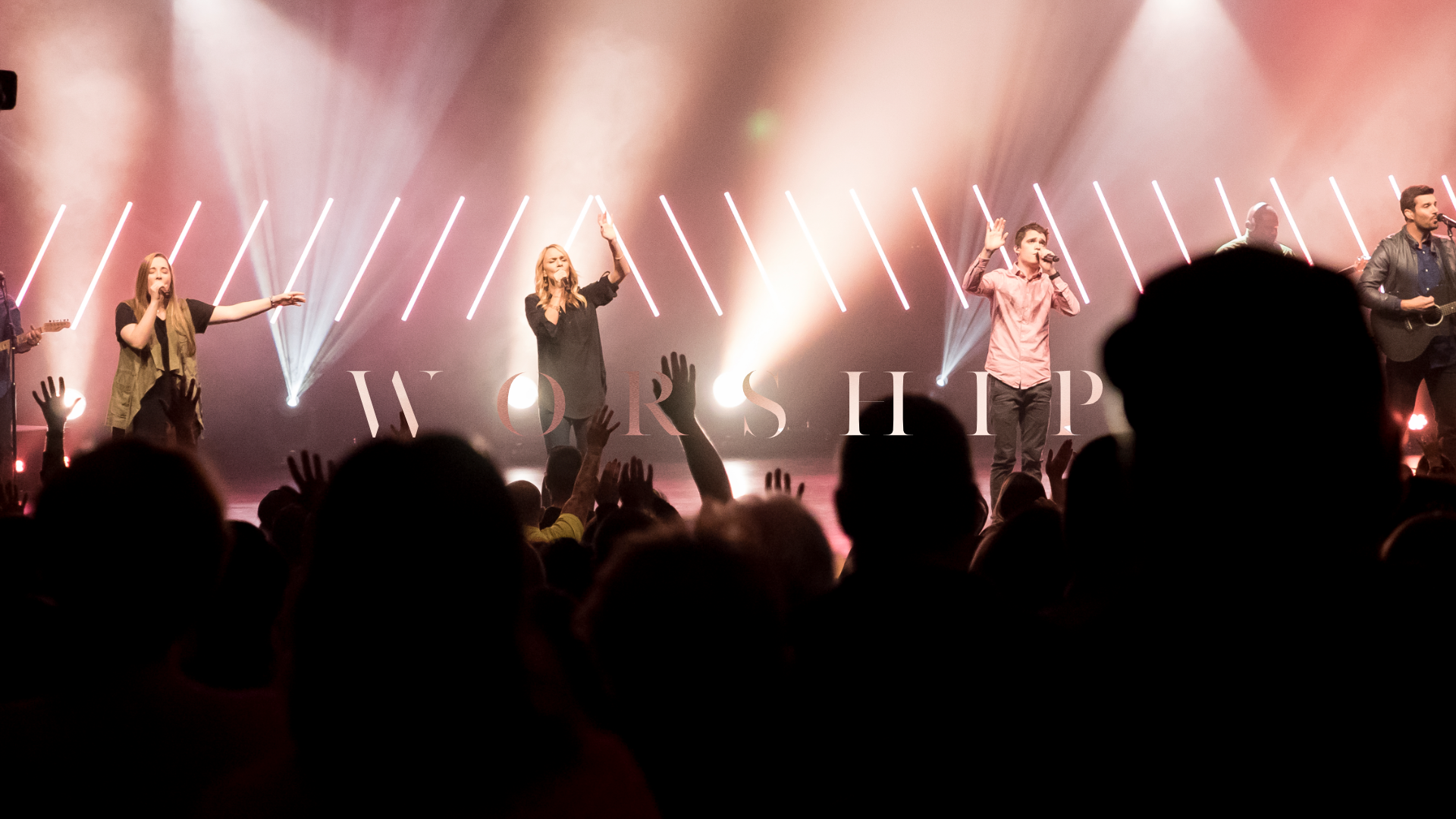 ACTION WORSHIP   This dynamic team of musicians and vocalists prepares the way for our congregation to encounter the presence of the living God.   LEARN MORE