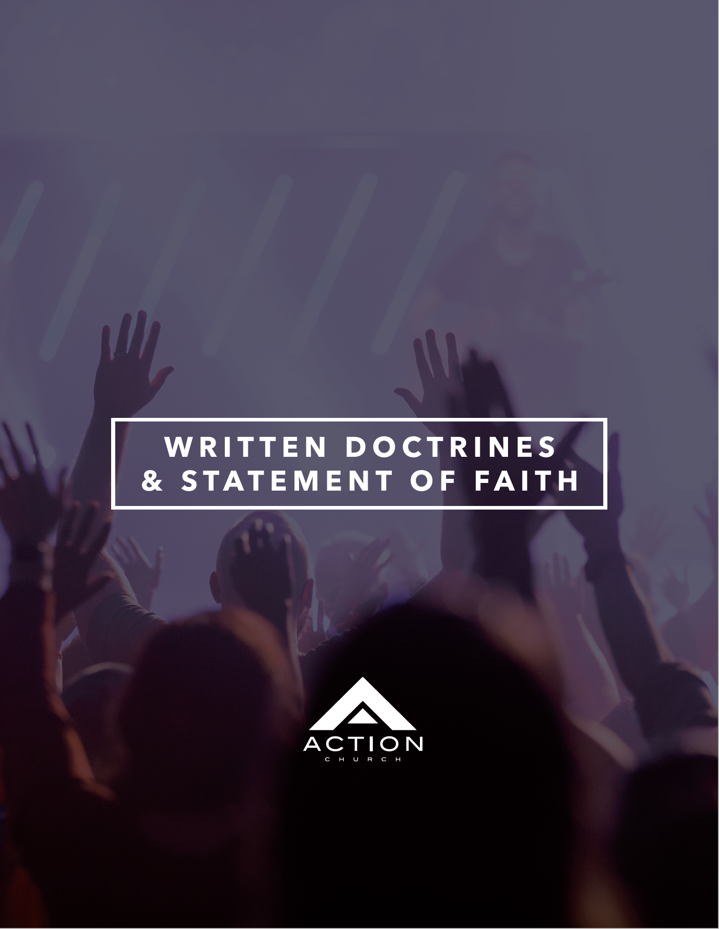 Written Doctrines & Statement of Faith -