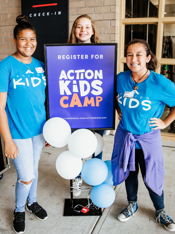 ACTION KIDS -