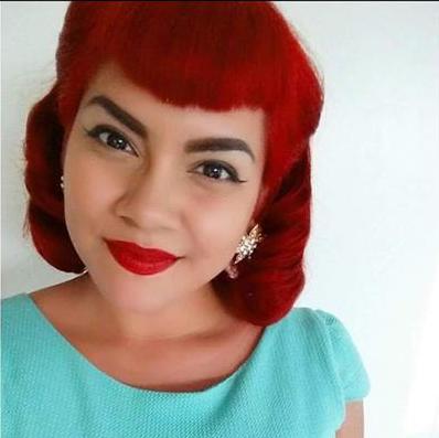 Andrea Rodriguez Hair Stylist IG:@missalohaandrea