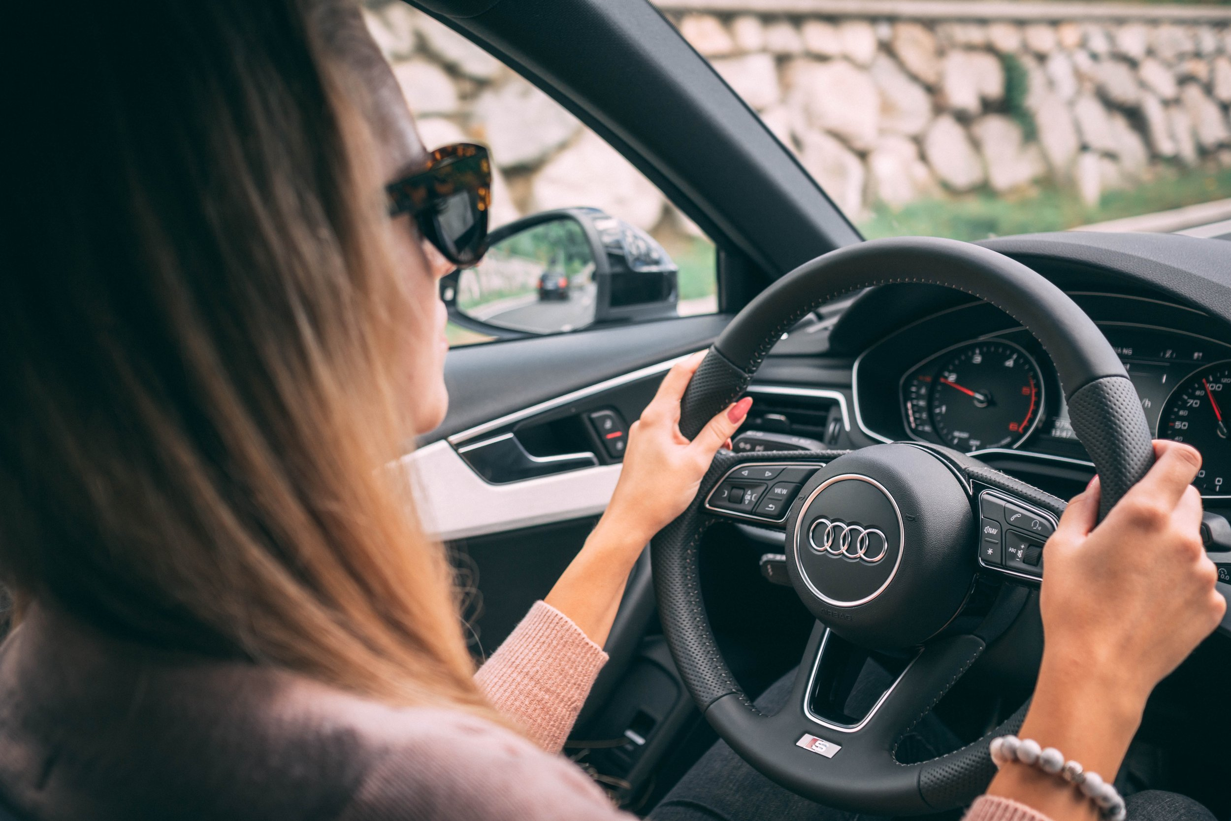 Get back in the driver's seat -