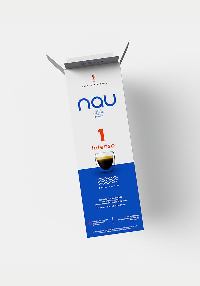 Café Nau  • Packing TV1