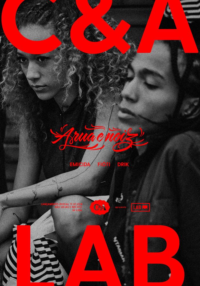 C&A  • C&A apresenta Lab / Campanha Cubocc / Flagcx