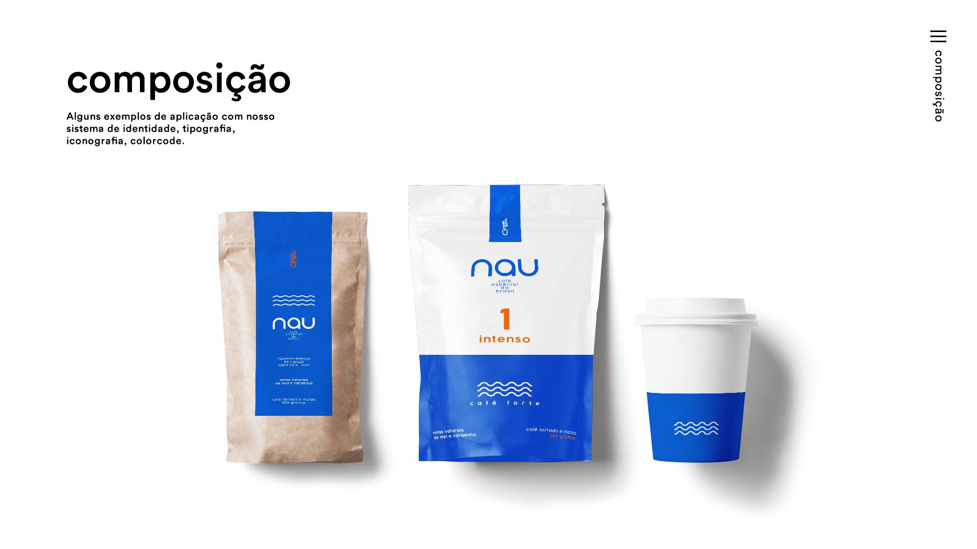 Embalagem Nau Café