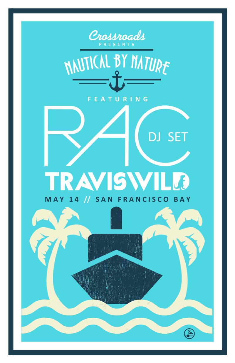 RAC (DJ Set) & Traviswild - May 14