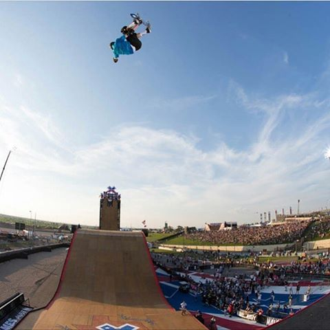 @xgames Austin coming in hot!!! Stoked to be heading back to such a rad city! Pic by the one and only @originalbk