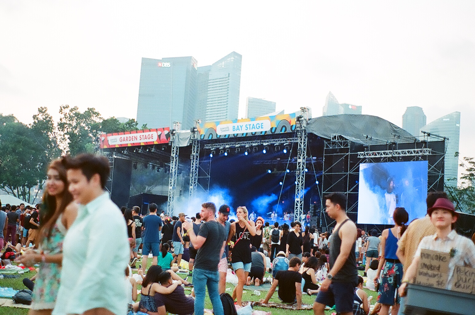 St. Jerome's Laneway Festival, Singapore