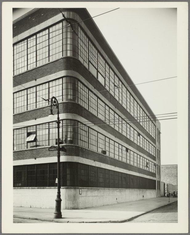 Brooklyn - Franklin Avenue - Wallabout Street | Wurts Brothers