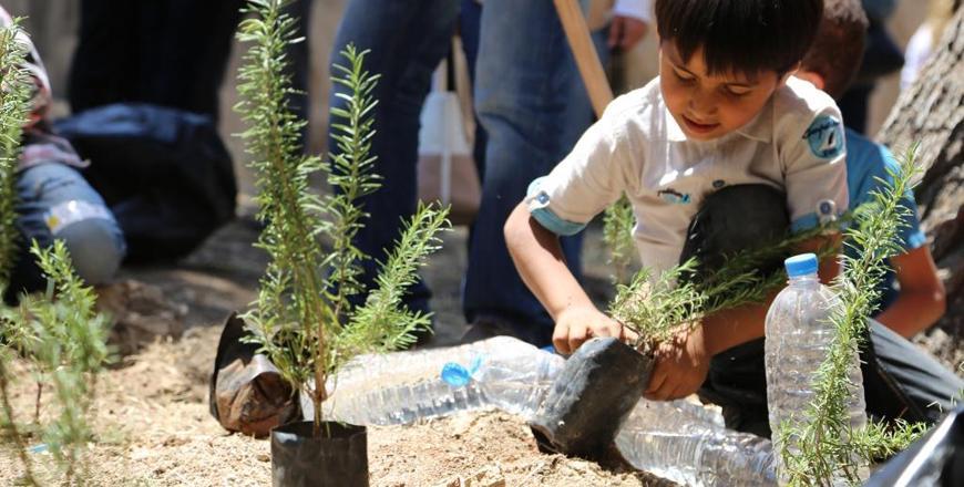 Ruwwad-Al Tanmeya's community empowerment in Jabal Al Natheef, Jordan | Jordan Times