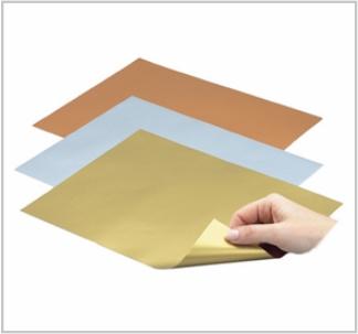 Foil Laminated paper