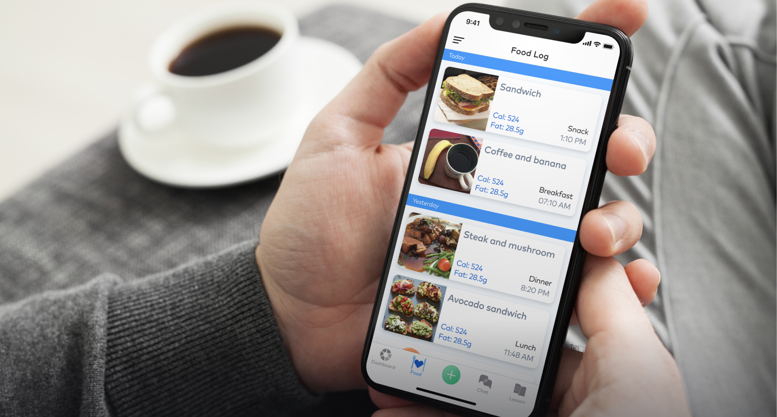 Track Your Food Easily