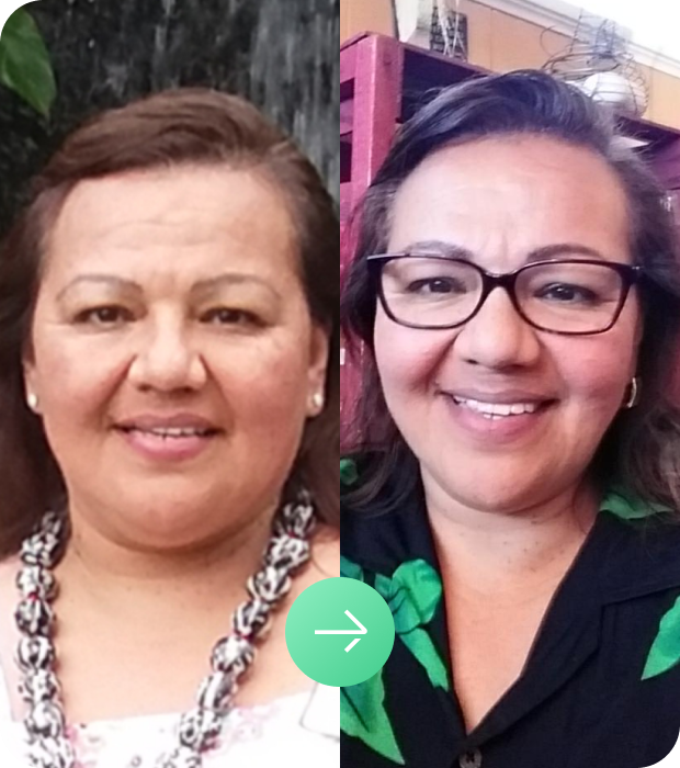 Since I started the Transform program, I have felt more energetic, less stress and happier about how I feel and look. - Read full story →